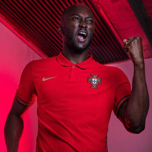 Camiseta titular Nike de Portugal 2020/2021 | Imagen Web Oficial