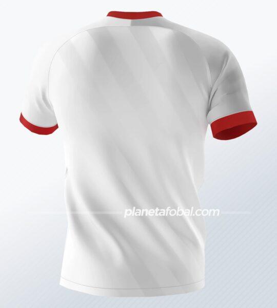 Primera equipación Nike del Sevilla 2020/2021 | Imagen Web Oficial