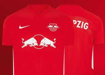 Cuarta camiseta Nike del RB Leipzig 2020/21 | Imagen Web Oficial