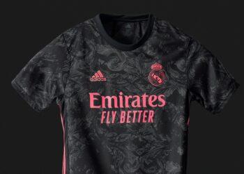 Tercera camiseta del Real Madrid 2020/2021 | Imagen adidas