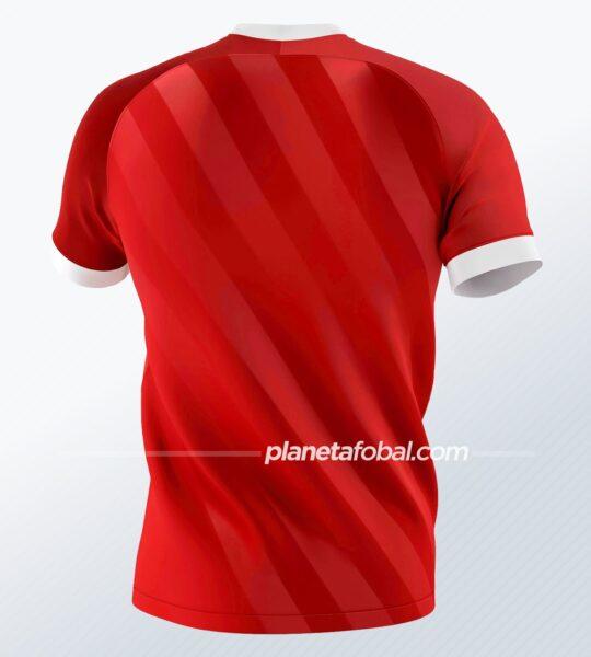 Segunda equipación Nike del Sevilla 2020/2021 | Imagen Web Oficial