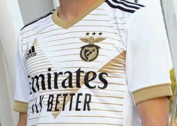 Tercera camiseta adidas del Benfica 2020/21 | Imagen Web Oficial