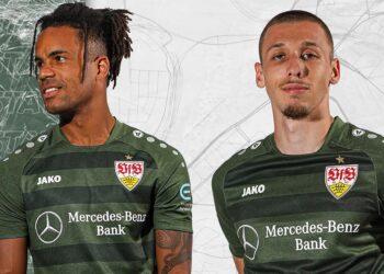 Tercera camiseta Jako del Stuttgart 2020/21 | Imagen Web Oficial
