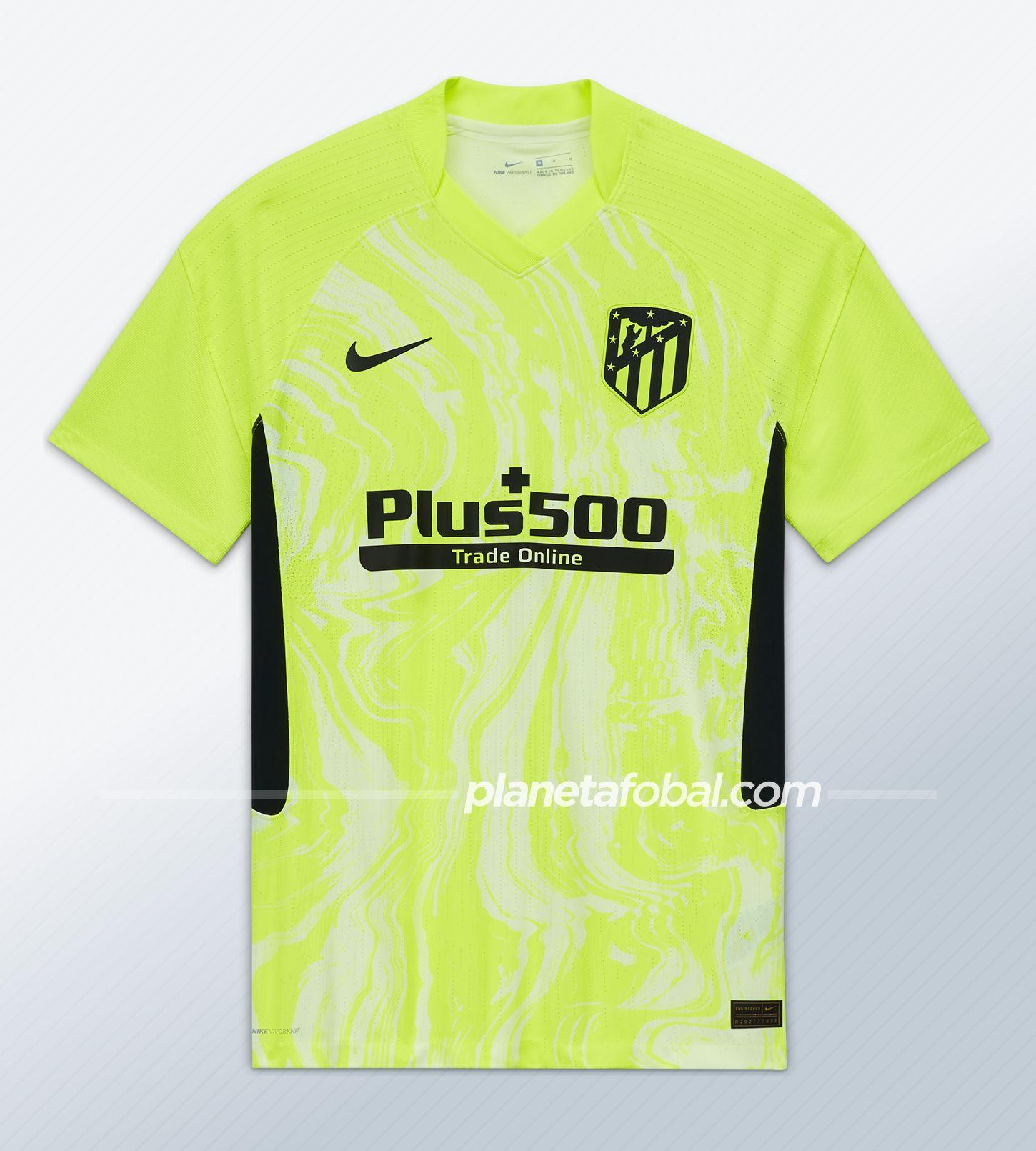 Tercera camiseta del Atlético de Madrid 2020/2021 | Imagen Nike