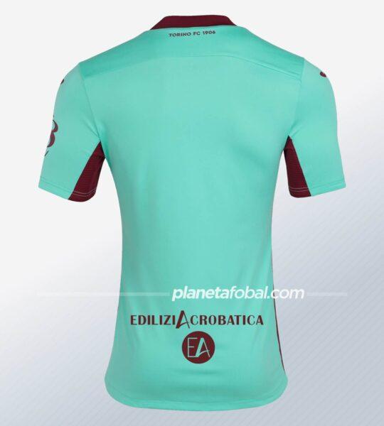 Tercara camiseta Joma del Torino 2020/21 | Imagen Web Oficial