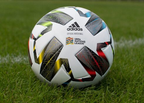 Balón Adidas de la UEFA Nations League 2020/21 | Imagen Twitter Oficial