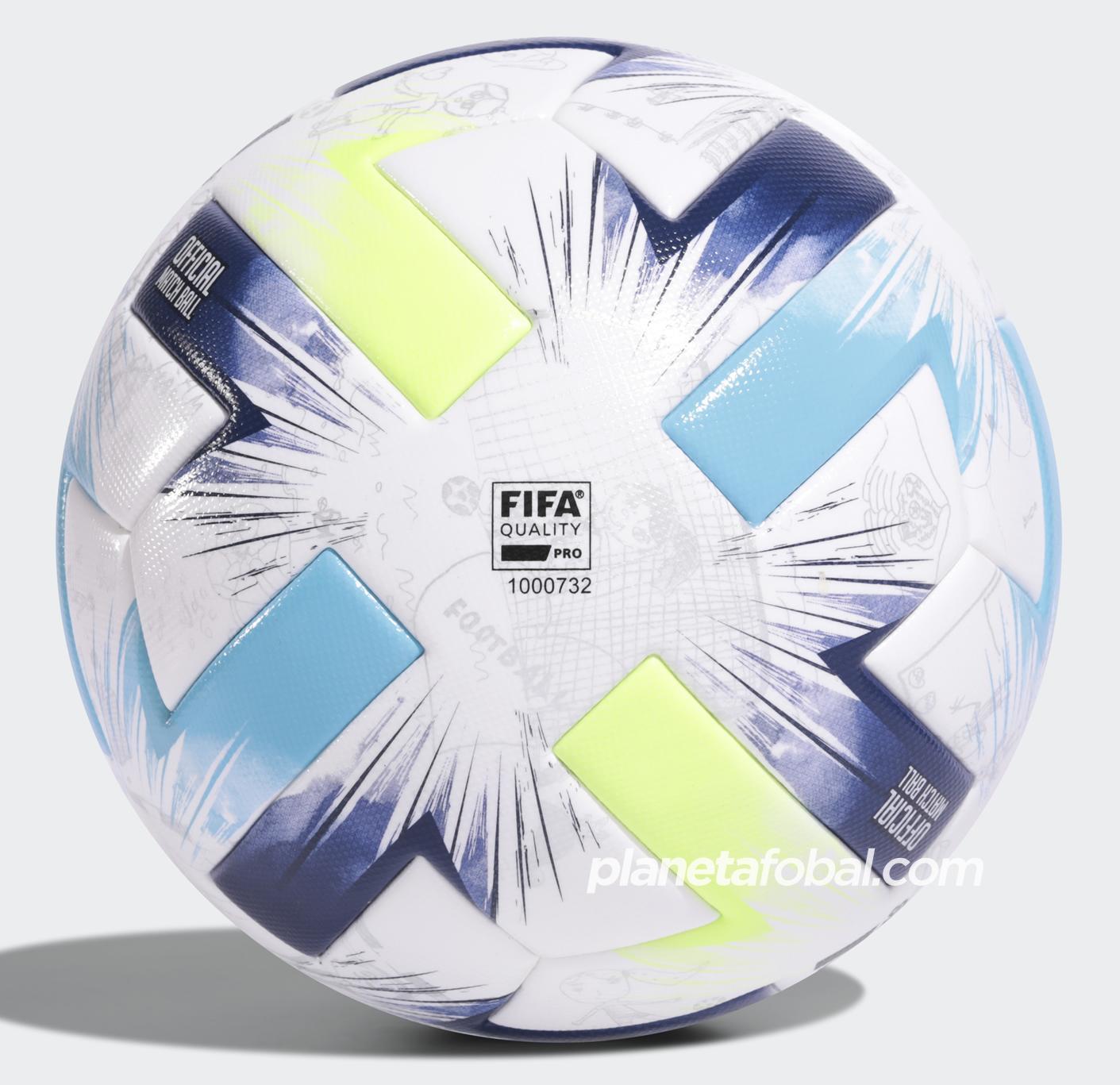 Balón UEFA Super Cup 2020 | Imagen adidas