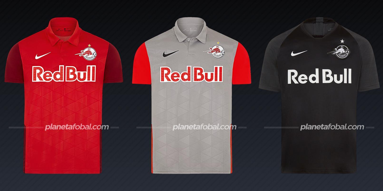FC Salzburg (Nike) | Camisetas de la Champions League 2020/2021