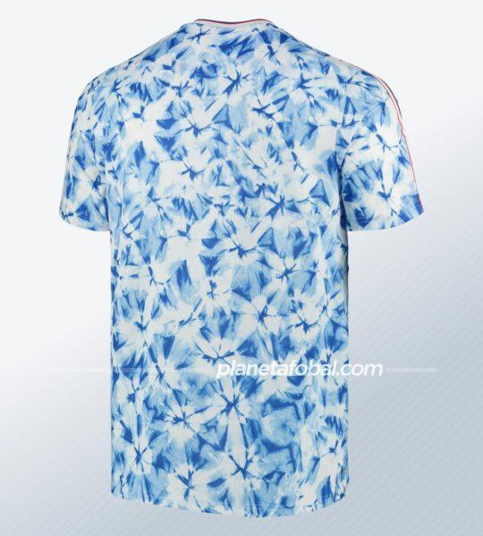 "Camiseta Manchester United ""Human Race"" x Pharrell Williams 2020 | Imagen adidas"