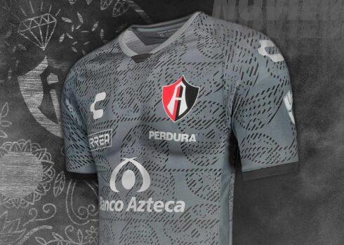 Tercera camiseta Charly del Atlas FC 2020/21 | Imagen Instagram Oficial