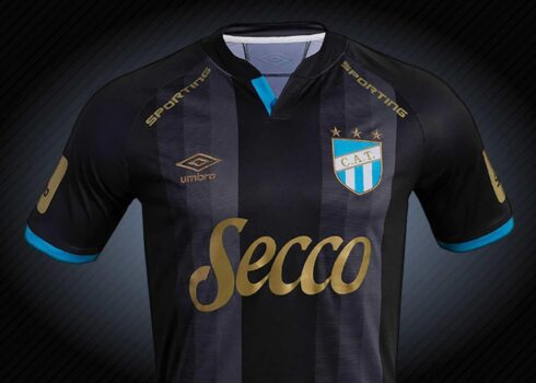 Camiseta suplente Umbro de Atlético Tucumán 2020/21 | Imagen Instagram Oficial