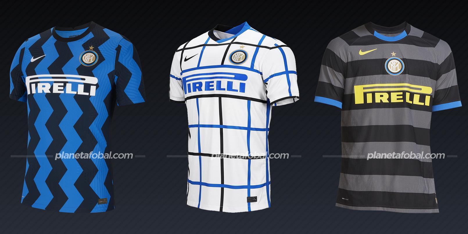 Inter (Nike) | Camisetas de la Champions League 2020/2021