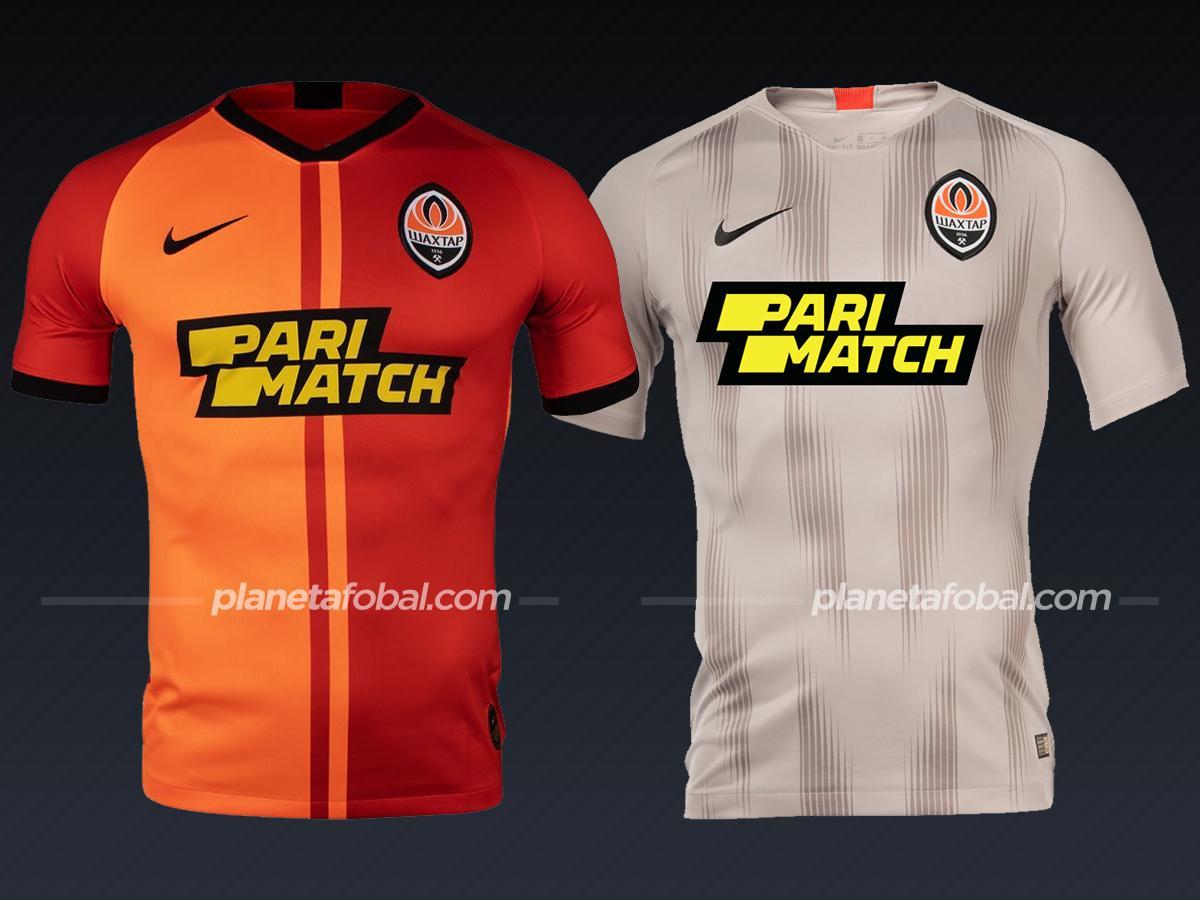 Shakhtar Donetsk (Nike) | Camisetas de la Champions League 2020/2021