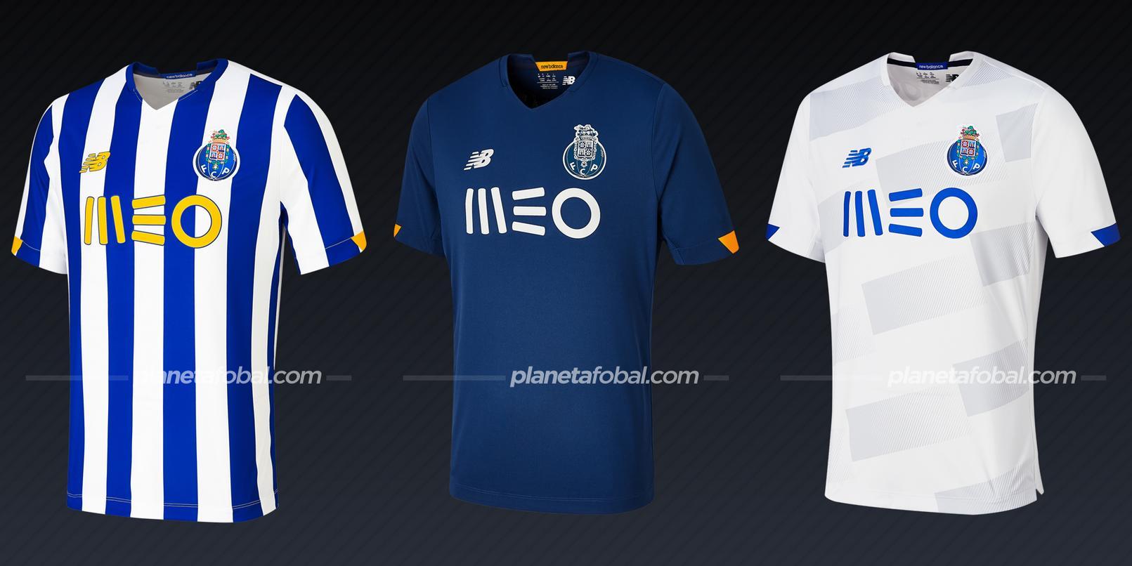 Porto (New Balance) | Camisetas de la Champions League 2020/2021
