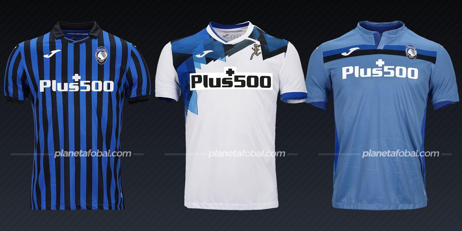 Atalanta (Joma) | Camisetas de la Champions League 2020/2021