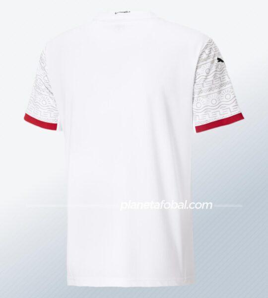 Camiseta suplente de Egipto 2020/2021   Imagen PUMA