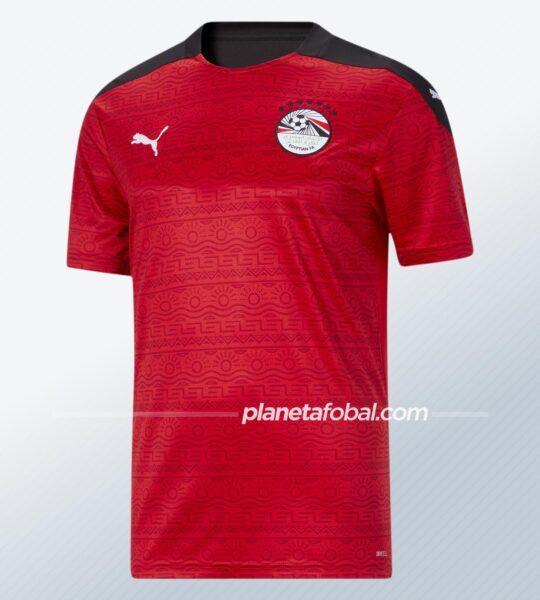 Camiseta titular de Egipto 2020/2021   Imagen PUMA
