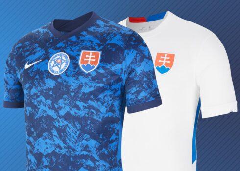 Camisetas de Eslovaquia 2020/21 | Imagen Nike