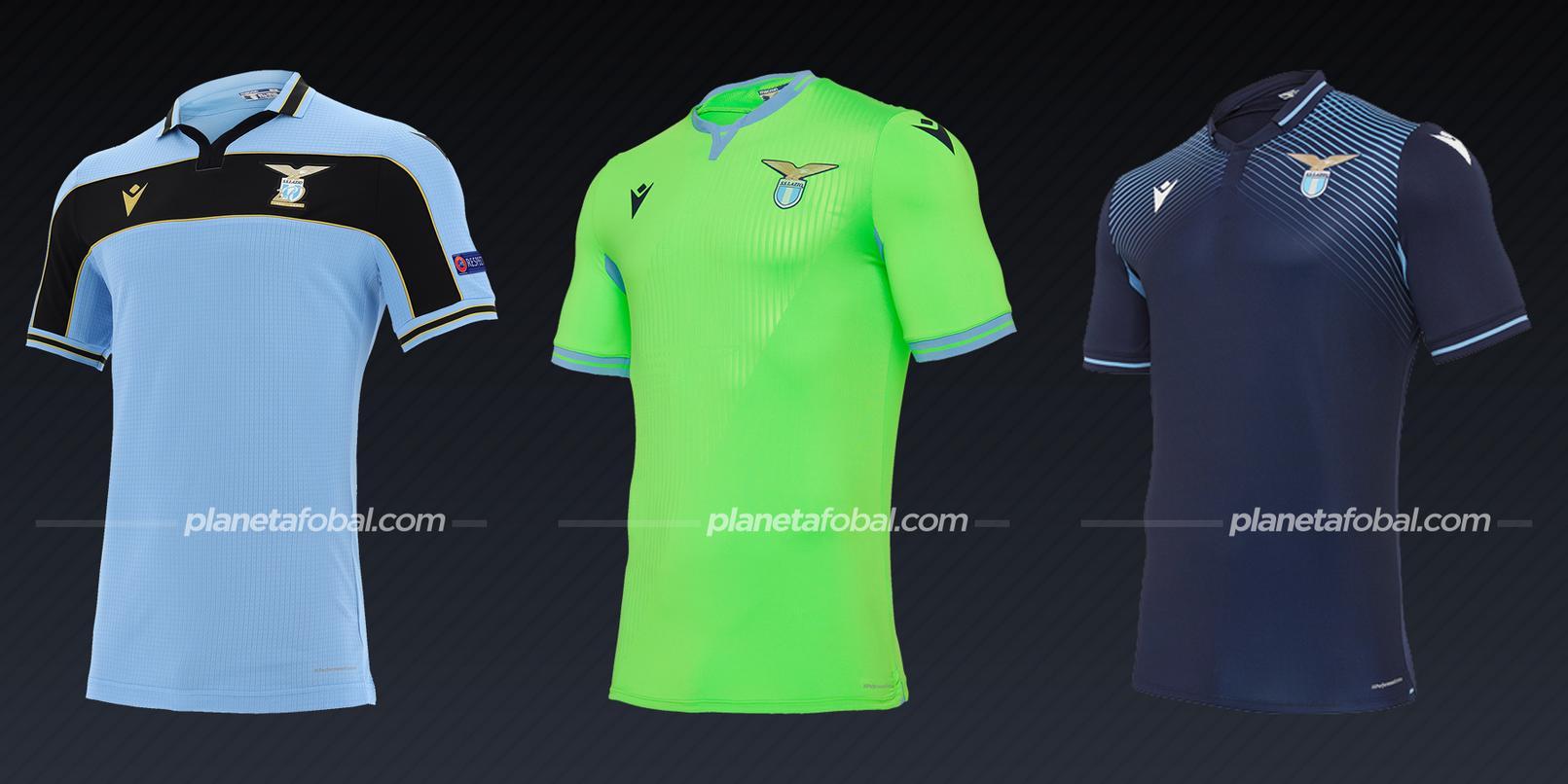 SS Lazio (Macron) | Camisetas de la Champions League 2020/2021