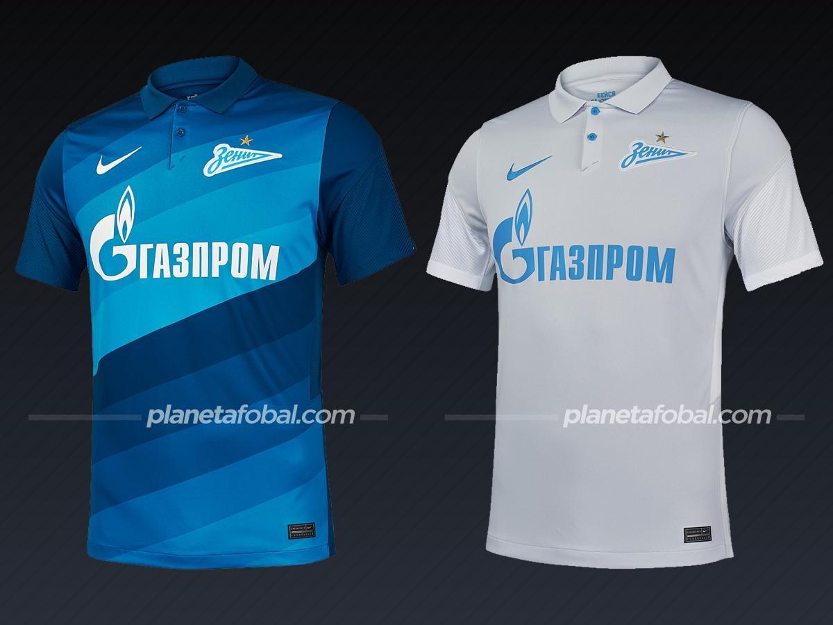 Zenit (Nike) | Camisetas de la Champions League 2020/2021