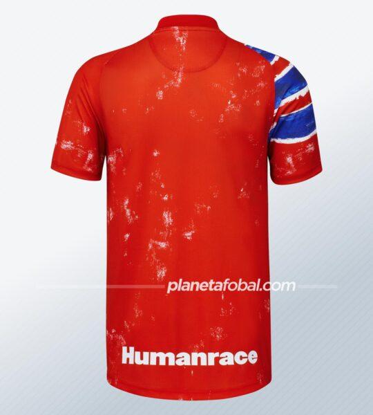 "Camiseta Bayern Múnich ""Human Race"" x Pharrell Williams 2020 | Imagen adidas"