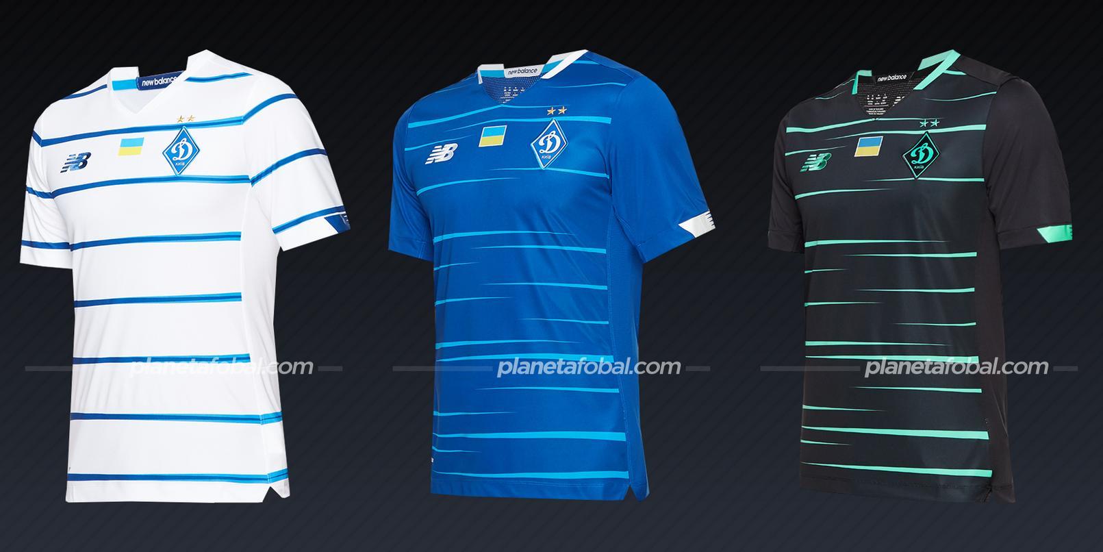 Dinamo Kiev (New Balance) | Camisetas de la Champions League 2020/2021