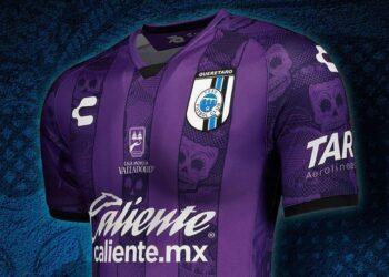 Tercera camiseta del Querétaro 2020/21 | Imagen Charly