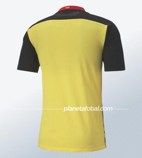 Camiseta suplente de Ghana 2020/2021   Imagen PUMA