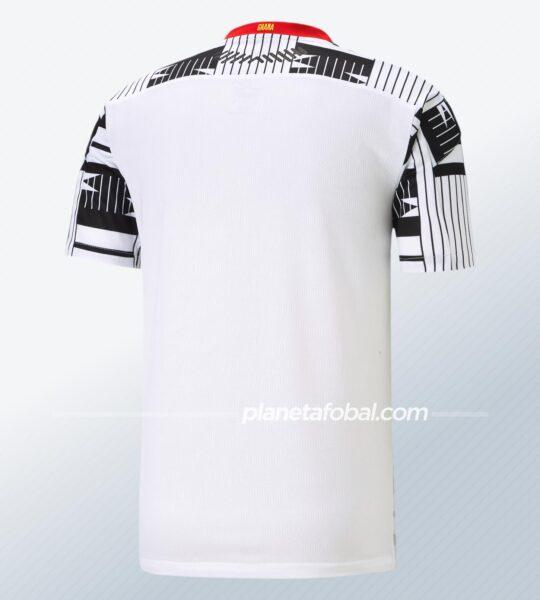 Camiseta titular de Ghana 2020/2021   Imagen PUMA