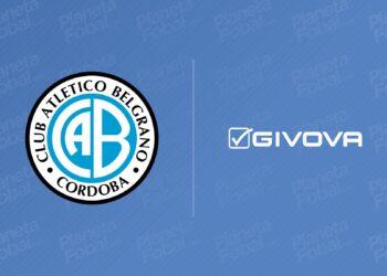 Belgrano de Córdoba anuncia contrato con Givova