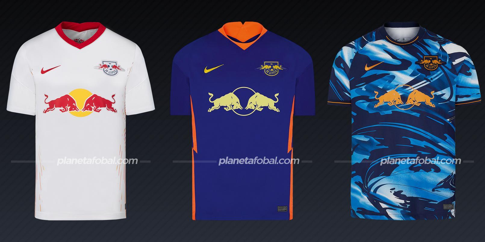 RB Leipzig (Nike) | Camisetas de la Champions League 2020/2021