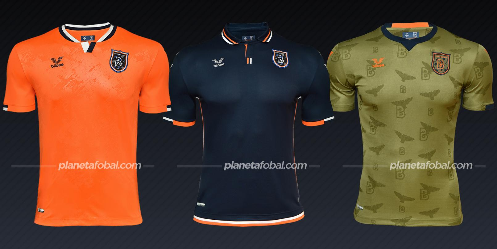 İstanbul Başakşehir (Bilcee) | Camisetas de la Champions League 2020/2021