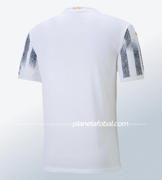 Camiseta suplente de Costa de Marfil 2020/2021 | Imagen PUMA