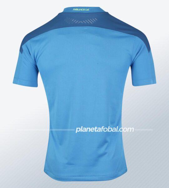 Tercera camiseta Puma del Olympique de Marsella 2020/2021 | Imagen Web Oficial