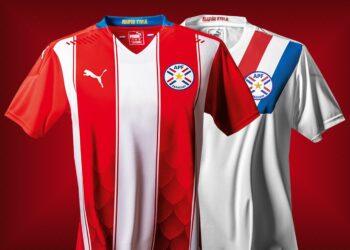 Camisetas Puma de Paraguay 2020/2021 | Imágenes Kemsa