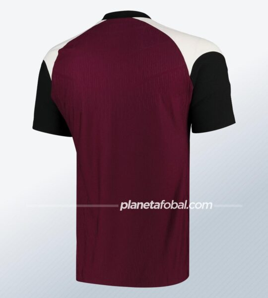 Tercera camiseta del PSG 2020/2021 x Jordan | Imagen Nike