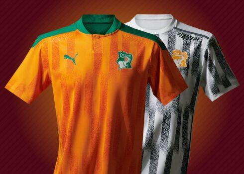 Camisetas de Costa de Marfil 2020/2021 | Imagen PUMA