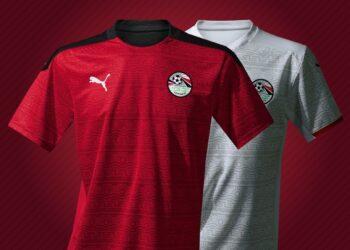 Camisetas de Egipto 2020/2021 | Imagen PUMA
