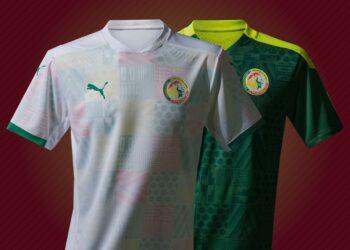 Camisetas de Senegal 2020/2021 | Imagen PUMA