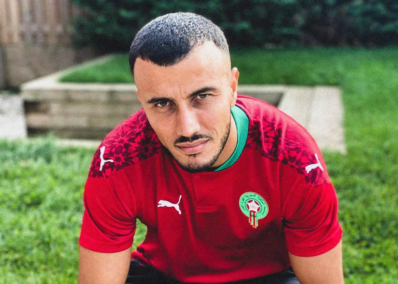 Camiseta titular de Marruecos 2020/2021 | Imagen PUMA
