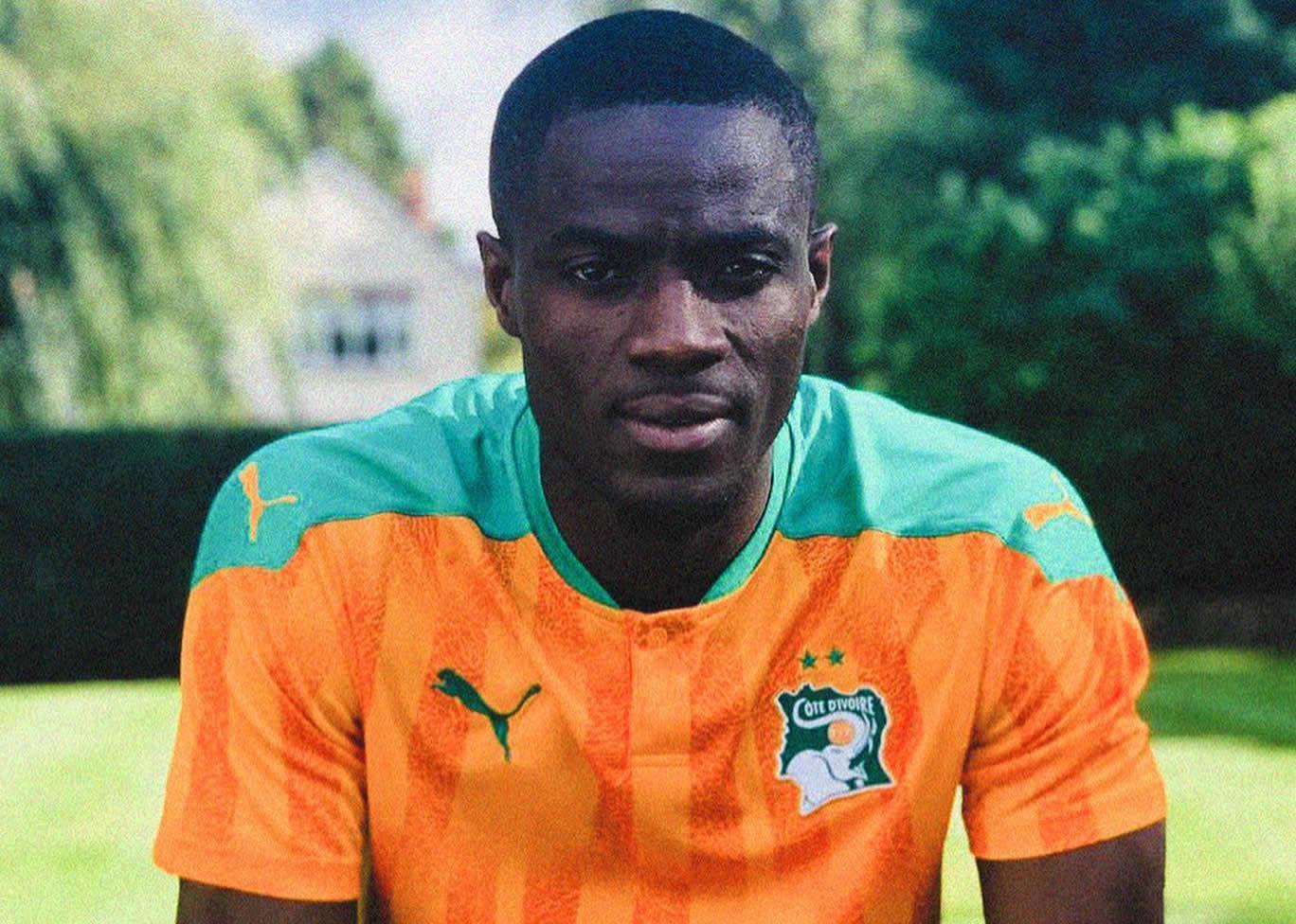Camiseta titular de Costa de Marfil 2020/2021 | Imagen PUMA