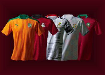 Camisetas de las selecciones africanas 2020/21 | Imagen PUMA
