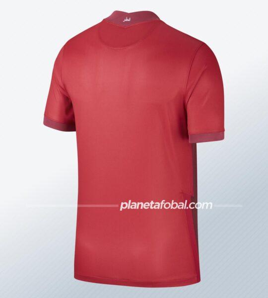 Camiseta local de Catar 2020/2021 | Imagen Nike