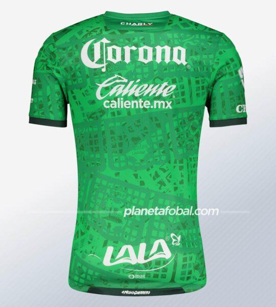 Tercera camiseta del Santos Laguna 2020/21 | Imagen Charly