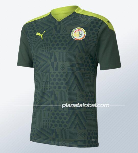 Camiseta suplente de Senegal 2020/2021   Imagen PUMA