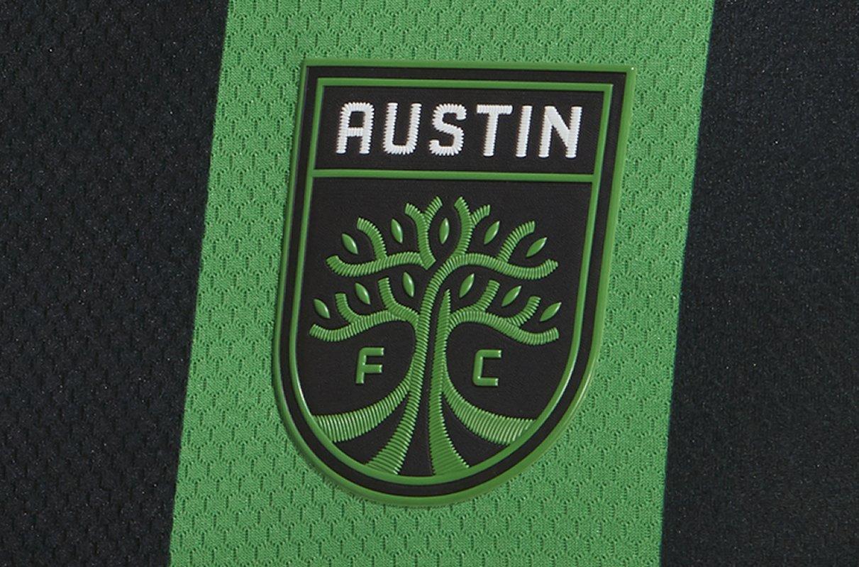 Camiseta titular de Austin FC 2021/22 | Imagen adidas
