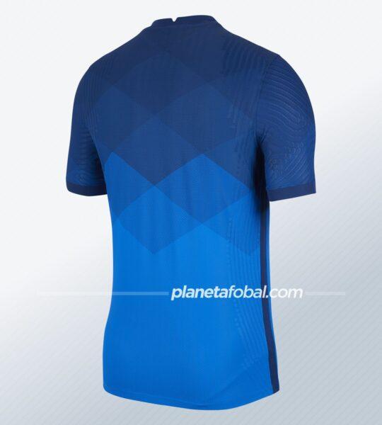 Camiseta alternativa de Brasil 2020/2021 | Imagen Nike