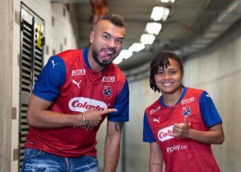 Camisetas Puma de Independiente Medellín 2020/21 | Imagen Twiter Oficial