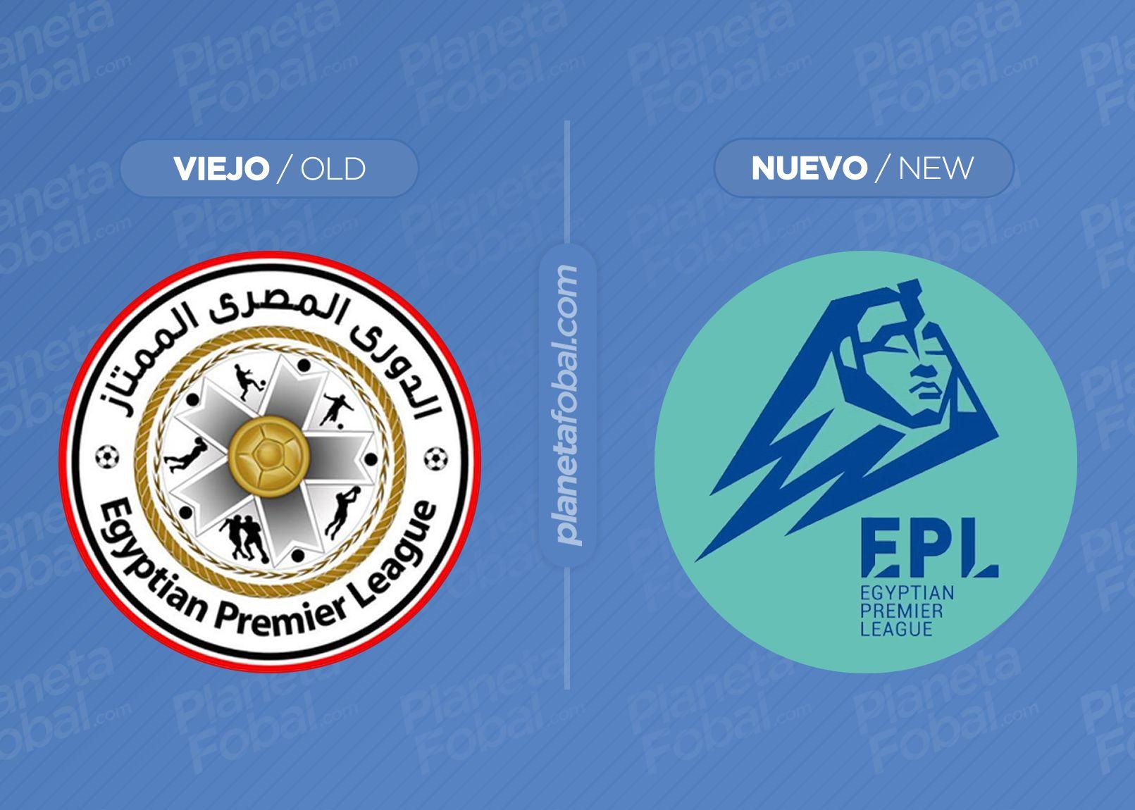 La Premier League de Egipto presentó su nuevo logo