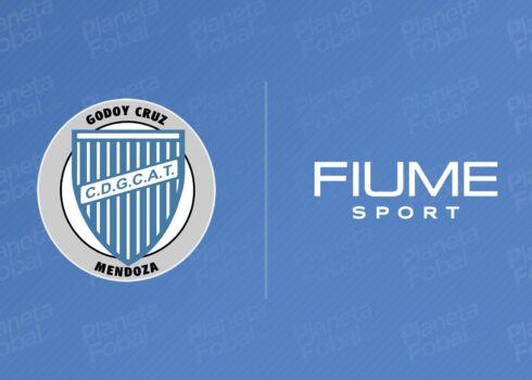 Fiume Sport nuevo sponsor técnico de Godoy Cruz